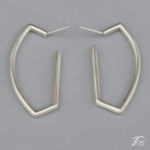 Boucles d'oreilles Arc