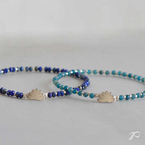 Bracelets Lotus
